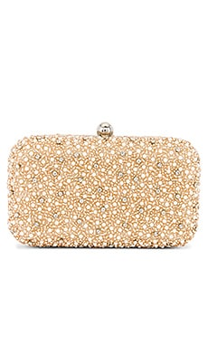Mini Pearl Box Clutch From St Xavier $130