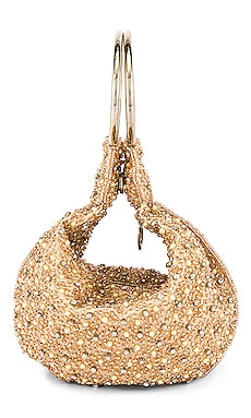 Mini Pearl Ring Bag From St Xavier $120