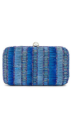 Andromeda Box Clutch From St Xavier $140