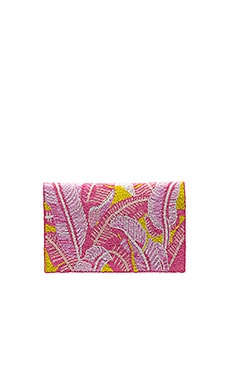 Cordyline Clutch From St Xavier $100