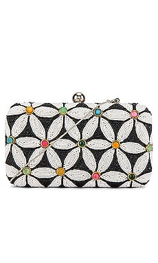 Sabrina Box Clutch From St Xavier $112