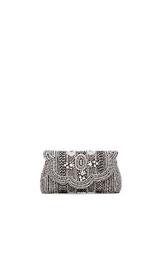 From St Xavier Jocelyn Clutch in Grey