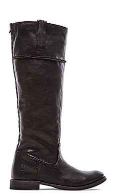 Frye Shirley Artisan Tall Boot in Black