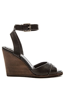 Frye Patricia Wedge in Black
