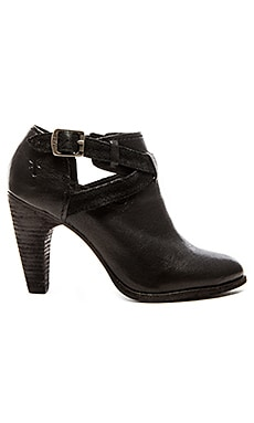 Frye Celeste Artisan Shootie in Black