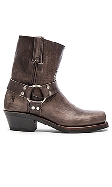 Frye Harness Boot in Smoke