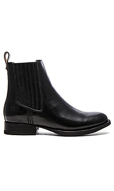 Frye Jamie Chelsea Boot in Black