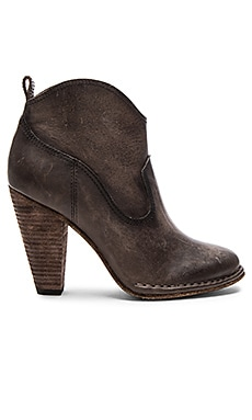 Madeline Short Boot in Smoke