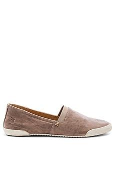 Melanie Slip On Sneaker in Grey