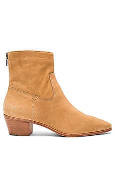 Ellen Short Bootie in Sand