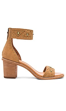 Brielle Deco Sandal in Sand