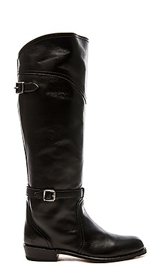 Dorado Classic Riding Boot in 블랙