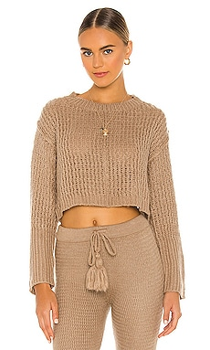 x REVOLVE Mohair Sweater Flook The Label $83