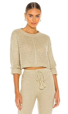 x REVOLVE Mohair Sweater Flook The Label $113