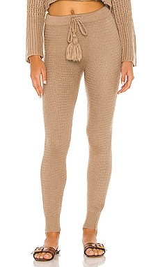 x REVOLVE Mohair Jogger Flook The Label $31 (SOLDES ULTIMES)