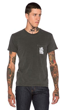 Fuct RXCX No Mercy Tee in Black