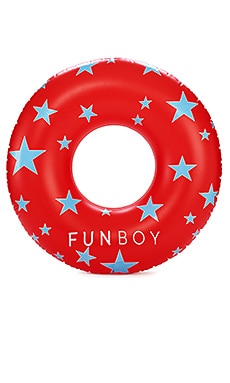 Starry Eyed Inflatable Tube Float
