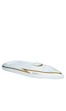 Yacht Inflatable Pool Float FUNBOY $128 (FINAL SALE)
