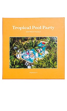 Pool Party 500 Piece Puzzle FUNBOY $25