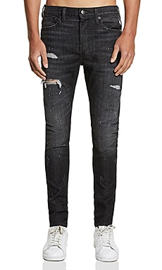 FVFR Lenny Skinny Fit Jean Five Four $75