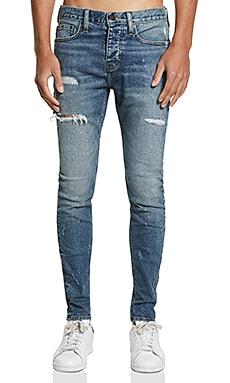 FVFR Warner Skinny Jean Five Four $75