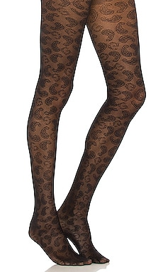 Lace Stockings Ganni $65