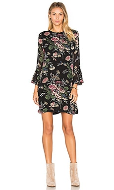 Bartlett Georgette Mini Dress