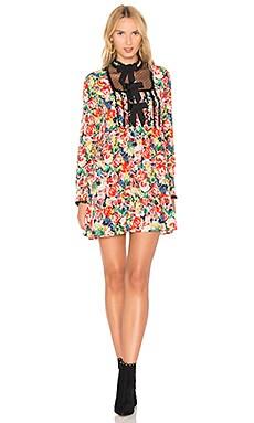 Maple Silk Shift Dress