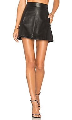 Passion Leather Skirt