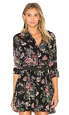 Bartlett Georgette Blouse