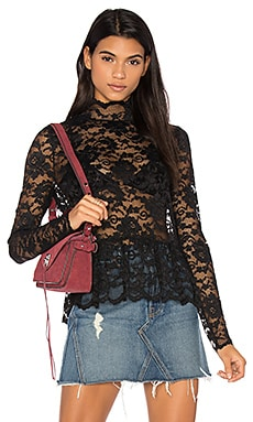 Flynn Lace Top