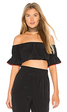 Grace Cropped Top
