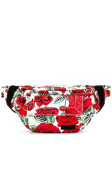 Floral Fanny Pack Ganni $185 NEW