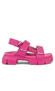 Sport Sandal Ganni $141