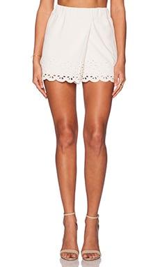 GAT RIMON Tessi Skirt in Ecru