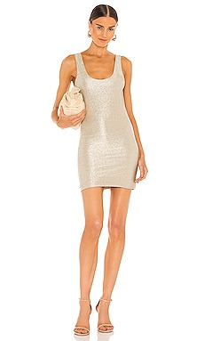 Melun Lurex Dress GAUGE81 $210