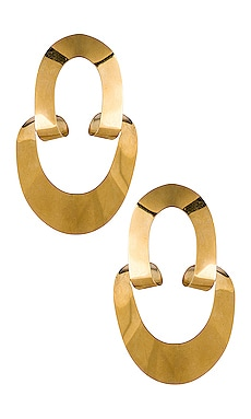 Large LSD Earrings Gaviria $260