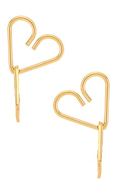 Heart Earrings Gaviria $254