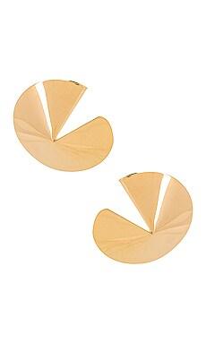 Mini Cookie Earrings Gaviria $135
