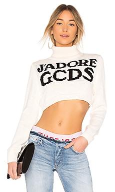 J'adore Crop Sweater