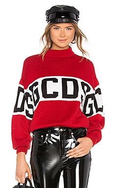 Logo Sweater GCDS $256
