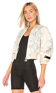 Bomber Crop Jacket GCDS $1,020