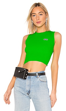 Fluorescent Logo Top GCDS $380