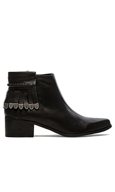 GREY CITY Wilma Bootie in Black