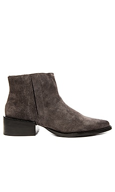 GREY CITY West Bootie in Iron