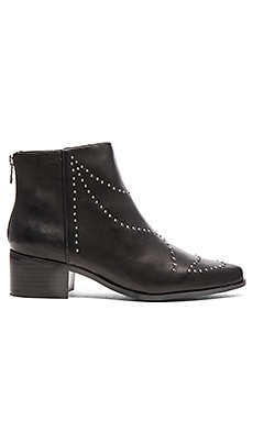 GREY CITY Wendy Bootie in Black