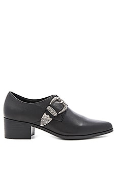 Wayland Bootie in Black