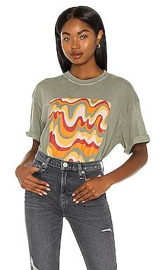 PSYCHEDLIC 티셔츠 Girl Dangerous $40