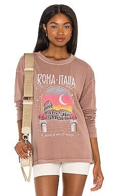 Roma Italia Tee Girl Dangerous $51