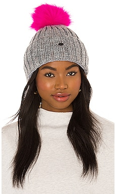 Cristina Faux Fur Beanie Goldbergh $99 BEST SELLER